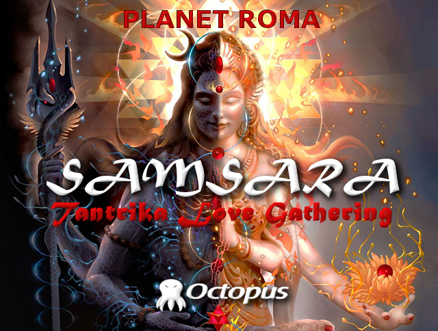 Samsara ۞ Tantrika Love Gathering 30 Apr '18, 22:00