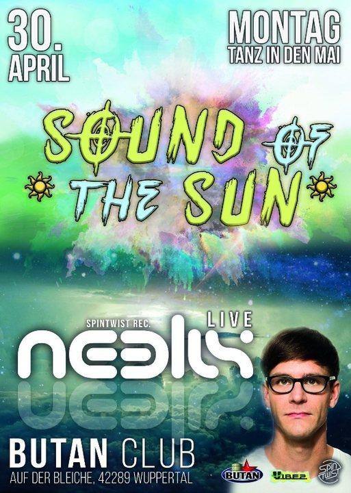 Sound of the Sun / Neelix/ 5 Areas / Tanz in den Mai 30 Apr '18, 22:00