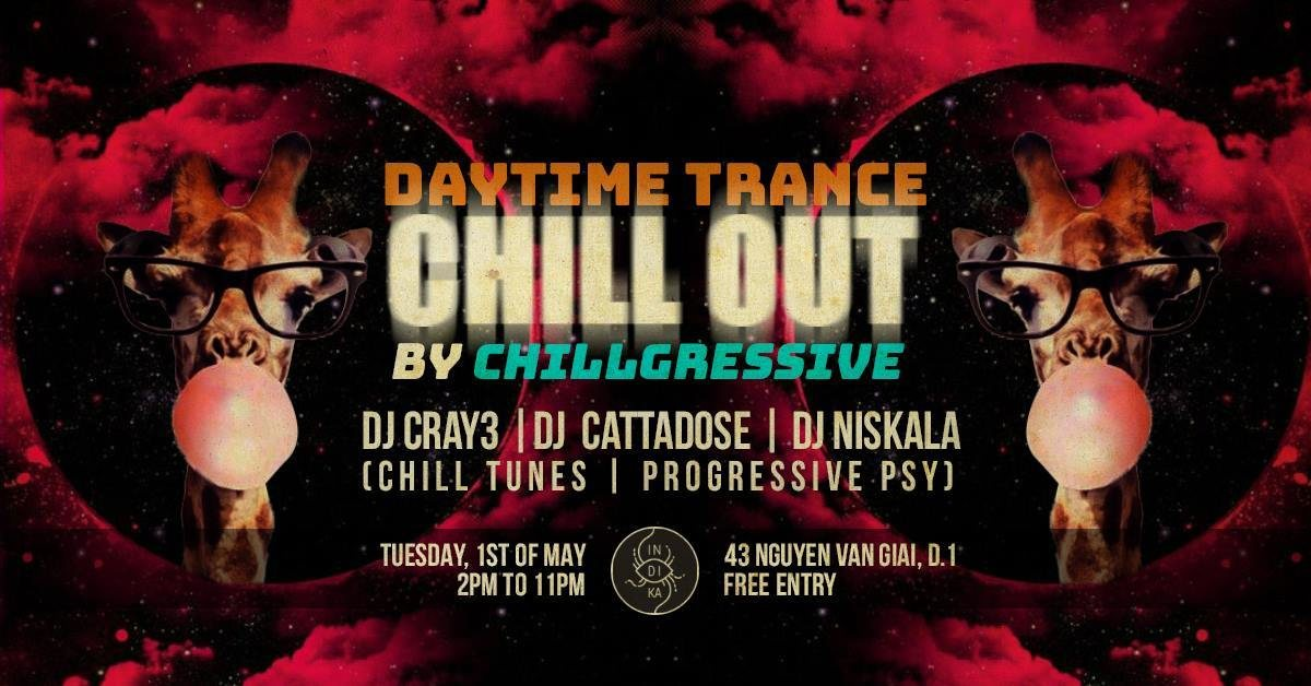 Indika Chillgressive Daydance 1 May '18, 14:00