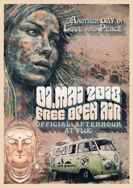Offical 1.Mai Free Open Air Afterparty 1 May '18, 23:00