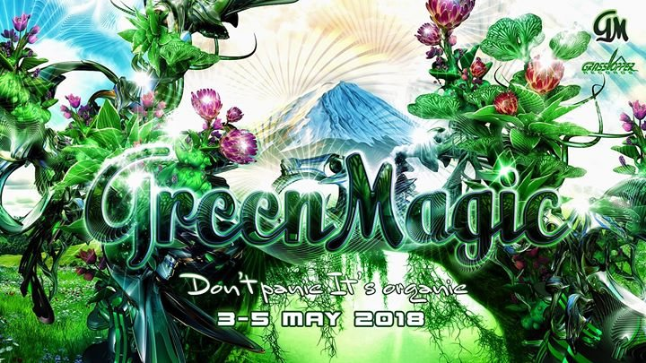 Green Magic 2018 3 May '18, 13:00