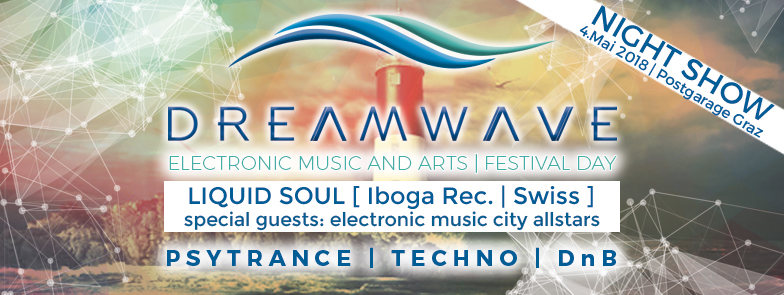 DREAM WAVE FESTIVAL NIGHT 4 May '18, 23:00
