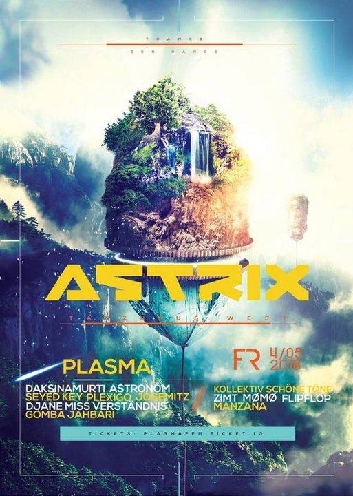 Plasma X Astrix X THW 4 May '18, 23:00