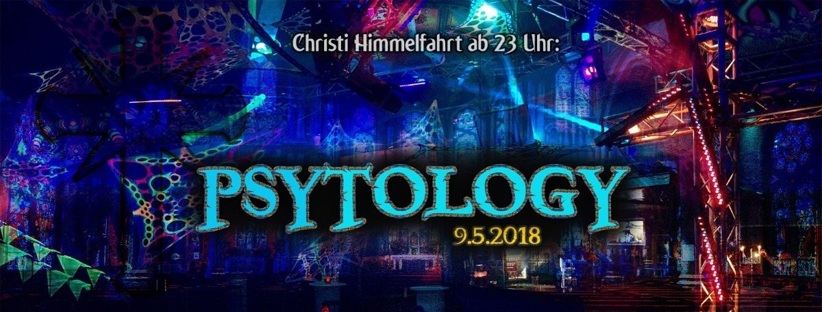 PsyTology 2018 9 May '18, 23:00