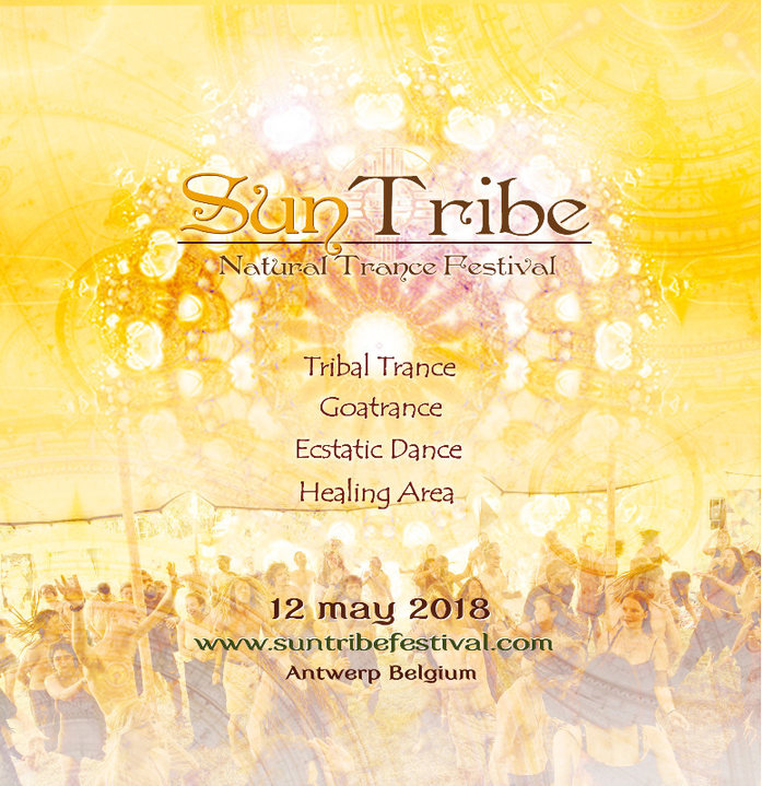 Suntribe Festival 2018 ~ Natural Trance 12 May '18, 09:30
