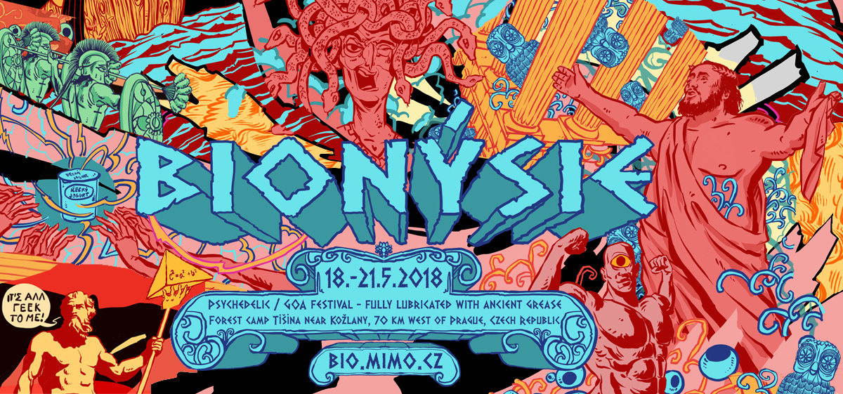 BIONYSIE 18 May '18, 19:00