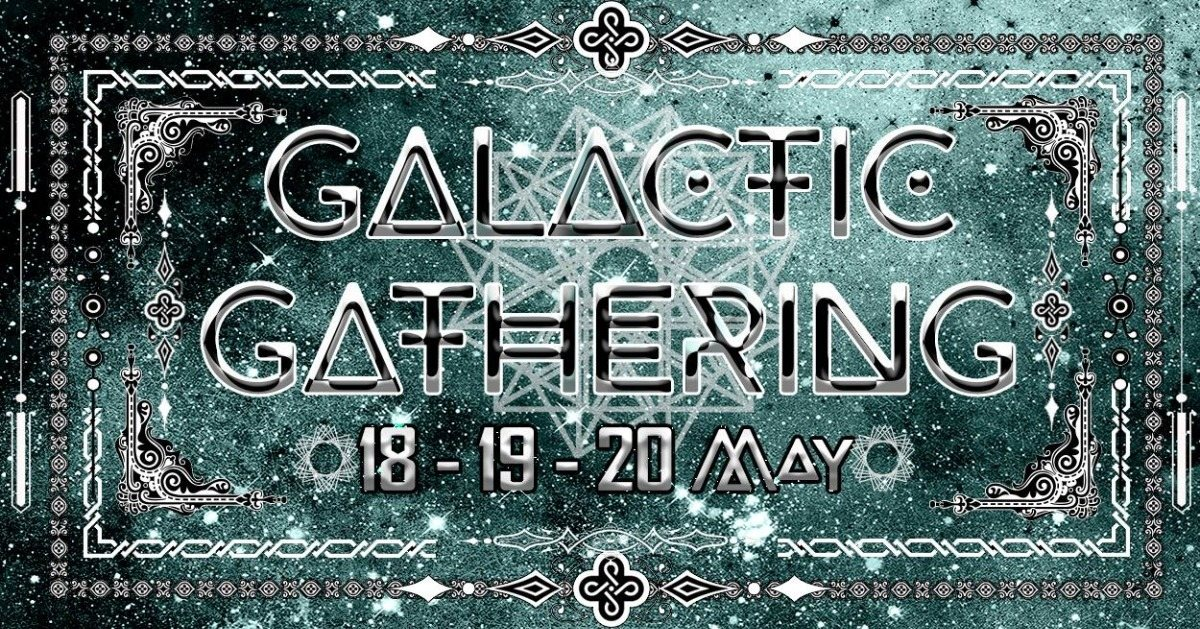 Galactic Gathering - Vol.3 18 May '18, 17:00