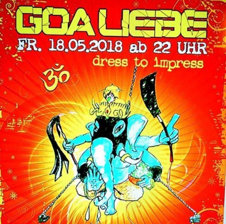 Goa Liebe 18 May '18, 22:00