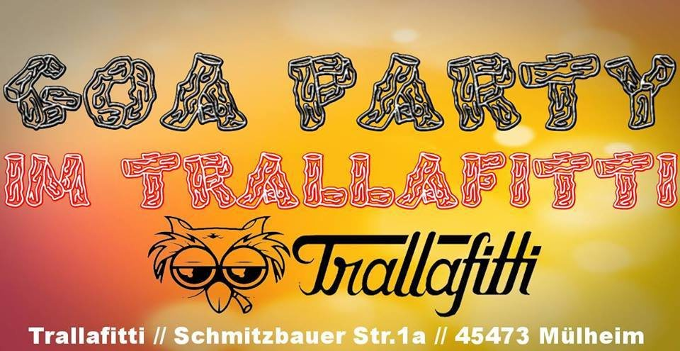Goa Party im Tallafitti 18 May '18, 22:00