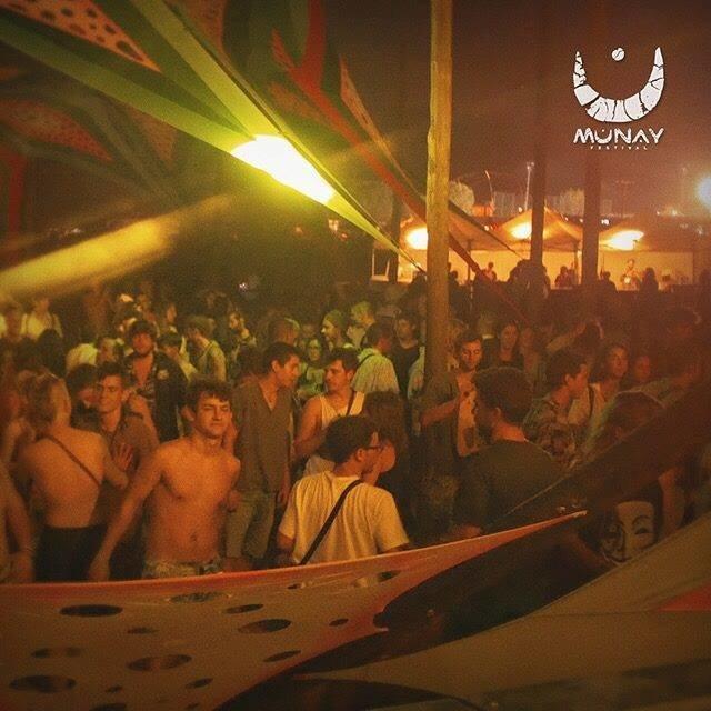 Munay Festival Teaser party en santiago (Galicia) 18 May '18, 23:30