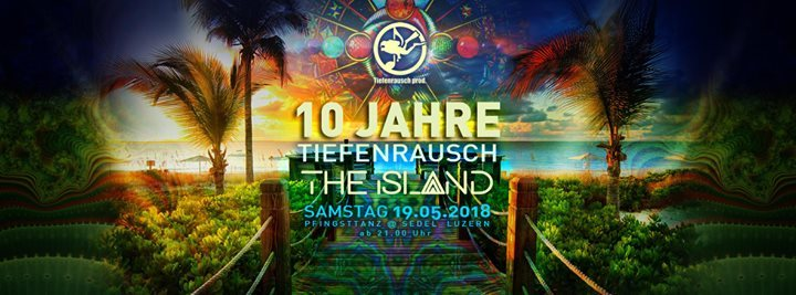 10 J Tiefenrausch w/ UnderCover, Tezla, W.A.D, Mind Void 19 May '18, 21:00