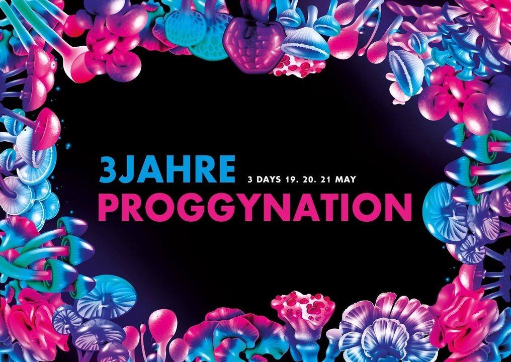 3 Jahre Proggynation Festival 20 May '18, 23:00