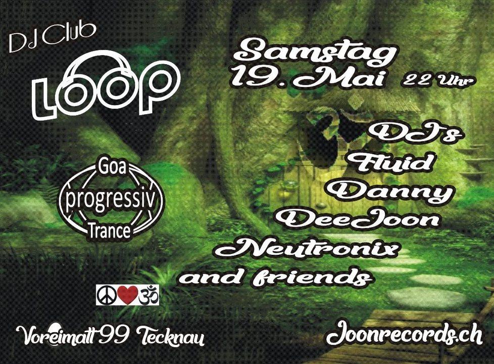 Loop 3 19 May '18, 22:00