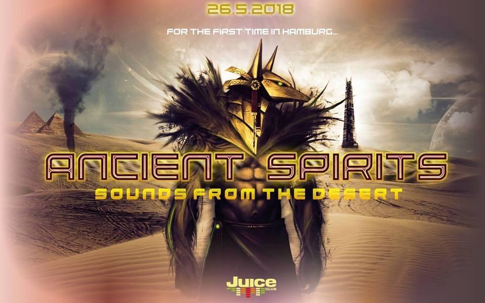 Ancient Spirits - w/ Hecate, Earthwave, Bazooka, RaaMoon uvm. 26 May '18, 23:00