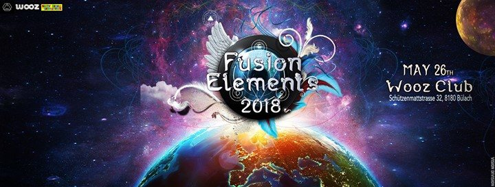 Fusion Elements 2018 w/ Outsiders, Shibass, Dapanji, amm 26 May '18, 22:00