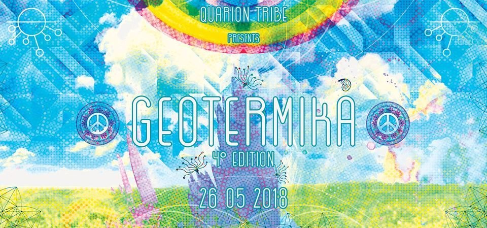 Geotermika 14 years Quarion Tribe Celebration 26 May '18, 16:00