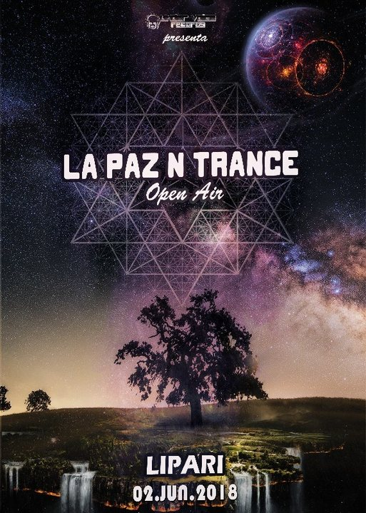 La Paz N Trance | Open Air 2 Jun '18, 18:00