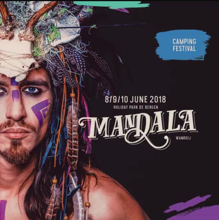 All Muzing Traïbe @ Mandala festival 2018 8 Jun '18, 14:00