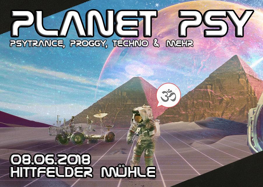 Planet Psy 8 Jun '18, 22:00