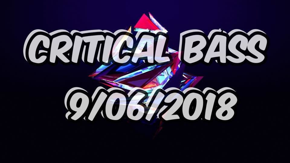 Critical Bass Closing Psy Party 9 Jun '18, 23:30