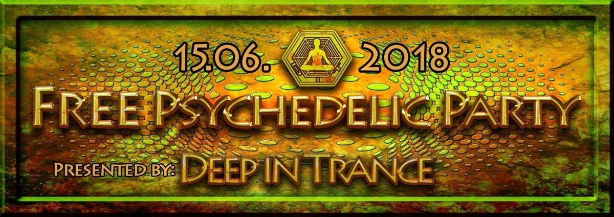 Free Psychedelic Party 15 Jun '18, 23:00