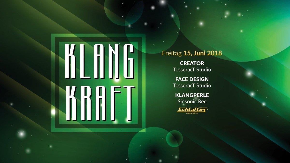 Klangkraft 15 Jun '18, 23:00