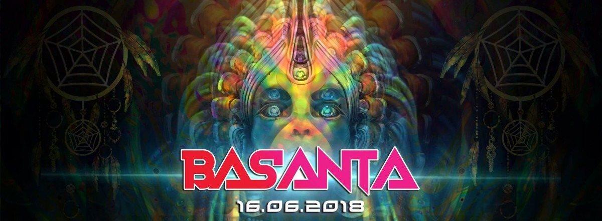 ॐ Basanta w/ Ranji | Blue Tunes ॐ 16 Jun '18, 23:00