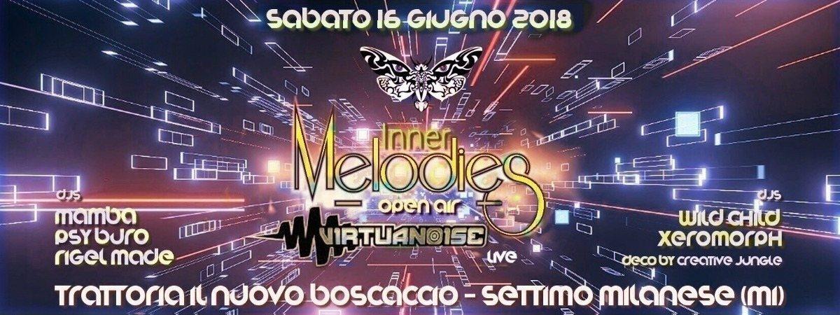 Inner Melodies w/ VIRTUANOISE 16 Jun '18, 23:30