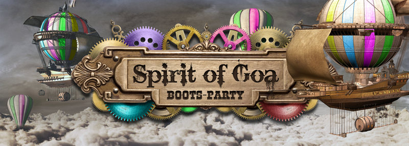 Spirit Of Goa Boatparty + Aftershow 16 Jun '18, 16:00