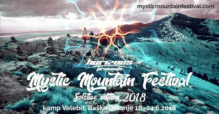 Mystic Mountain Festival :: Solstice edition 2018 18 Jun '18, 10:00
