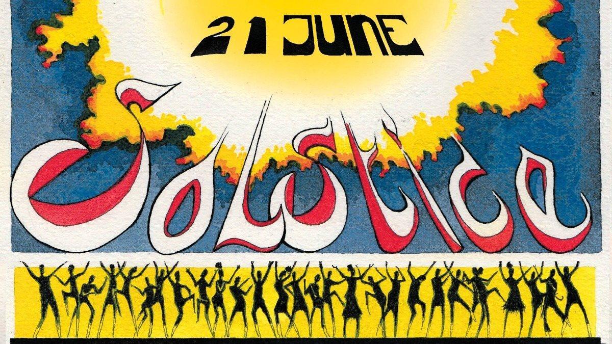 ☼ ☼ ☼ SOLSTICE FESTIVAL 2018 ☼ ☼ ☼ 21 Jun '18, 11:00