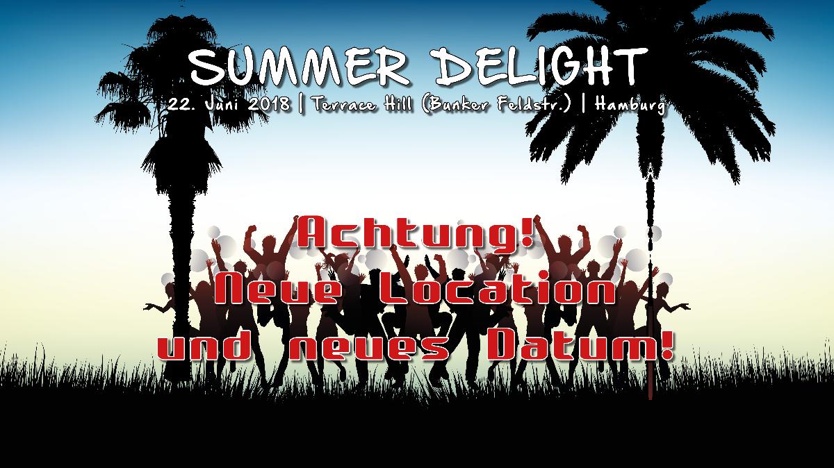 Atisha: Summer Delight (TranceDance Special) 22 Jun '18, 22:00