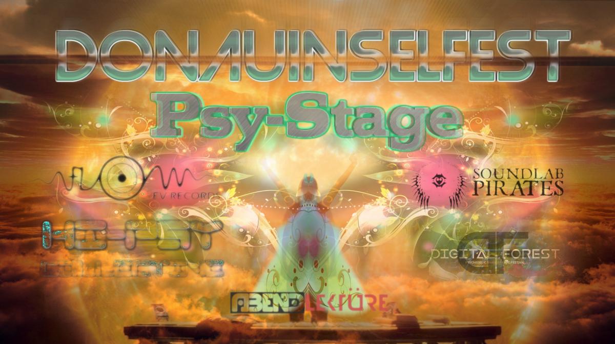 Psytrance Stage @ Donauinselfest 22 Jun '18, 14:00
