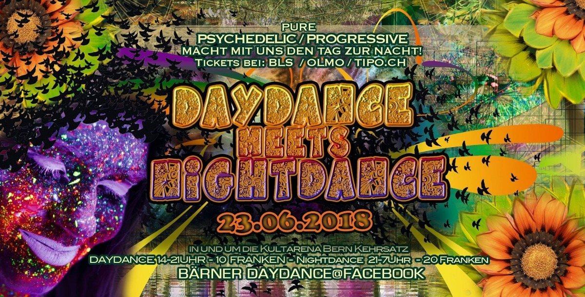 Bärner Nightdance 23 Jun '18, 21:00