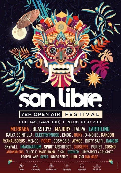 Son Libre Festival 2018 28 Jun '18, 17:00