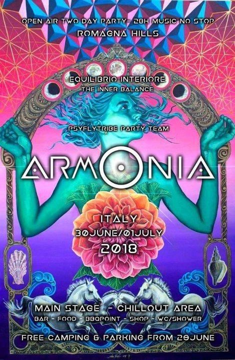 Armonia 29 Jun '18, 18:00