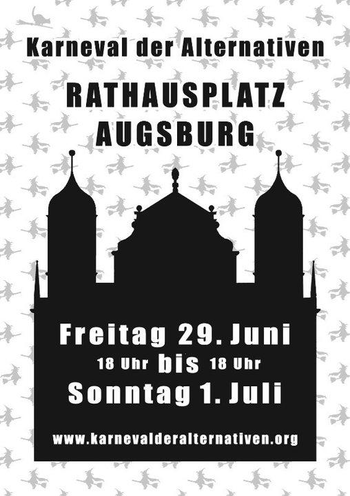 Karneval der Alternativen 29 Jun '18, 18:00