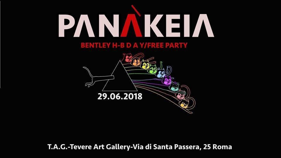 Panakeia: Healthy frequencies 29 Jun '18, 22:00