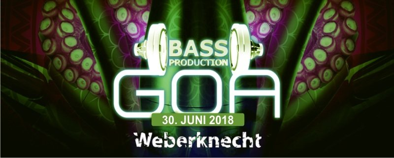 Bassproduction Goa Party 30 Jun '18, 22:00