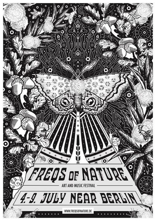 Freqs Of Nature Festival 2018 • Peculiar Art & Music Festival 4 Jul '18, 12:00