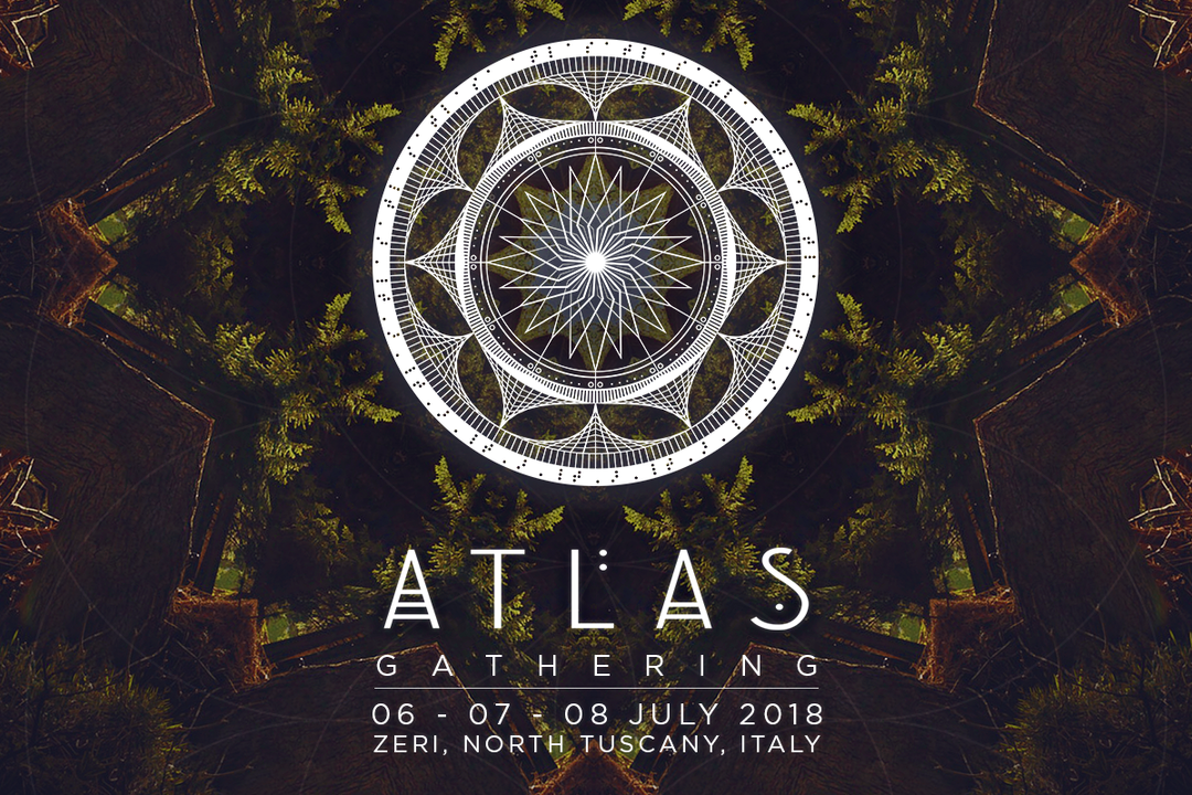 ATLAS GATHERING 2018 6 Jul '18, 20:00