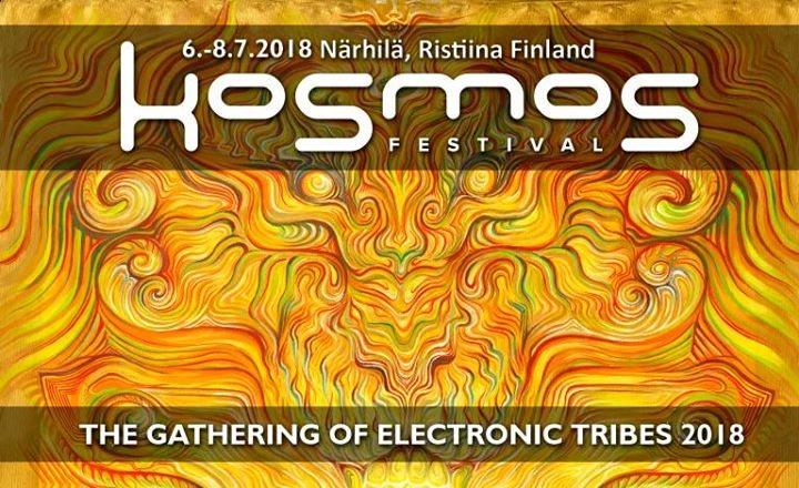 Kosmos Festival 2018 6 Jul '18, 17:00