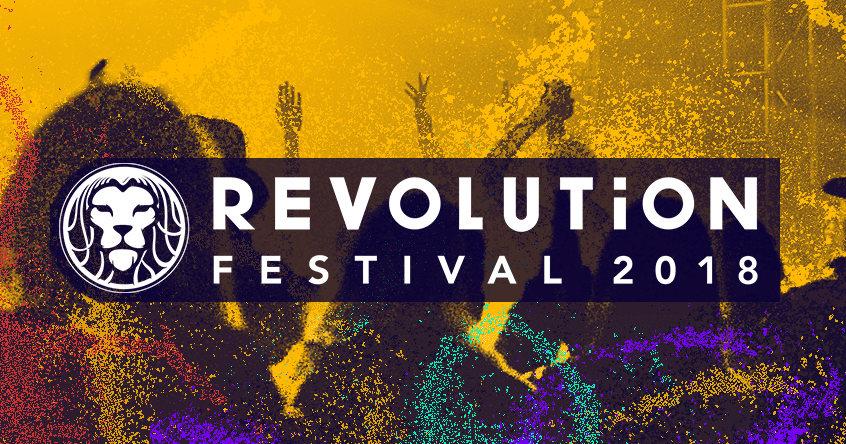 Revolution Festival 2018 6 Jul '18, 12:00