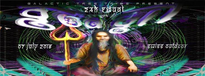 Goa Gil 24H Ancient Tribal Ritual 7 Jul '18, 21:00