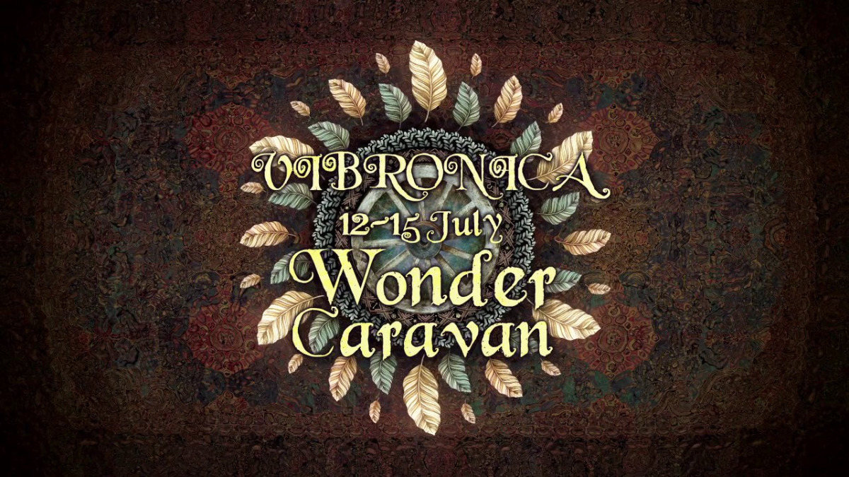 Vibronica Festival 2018. Wonder Caravan. 12 Jul '18, 18:00
