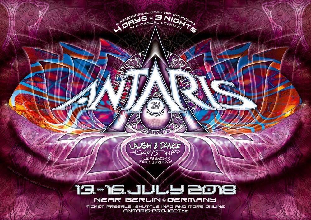 24. Antaris Project 13 Jul '18, 11:00