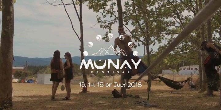ॐ MUNAY Festival 2018 ॐ 13 Jul '18, 12:00