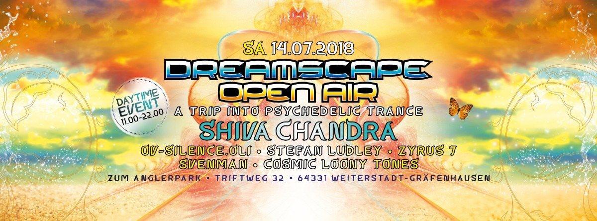 Dreamscape open 2018 14 Jul '18, 11:00