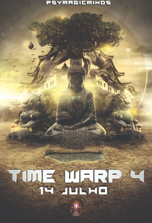 TIME WARP 4 14 Jul '18, 15:00