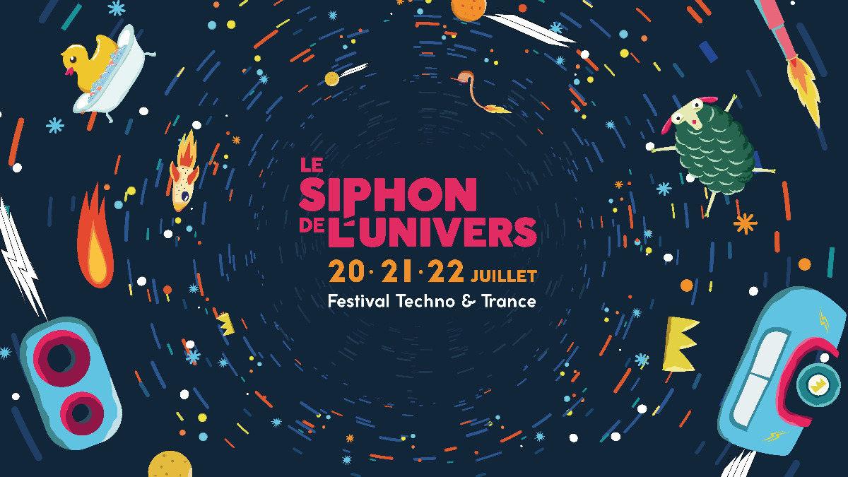 Le Siphon de l'Univers 20 Jul '18, 19:00